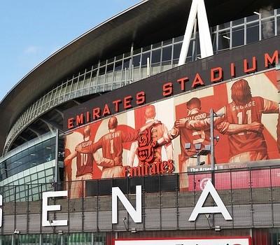 Emirates Stadion Arsenal Londen