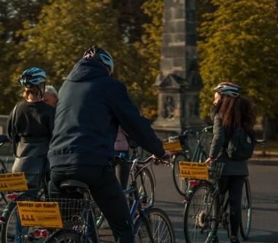 Fietsen Schoolreis Berlijn