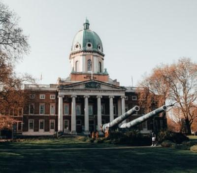 Schoolexcursie Londen Imperial War Museum