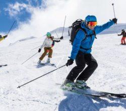 Schoolreis wintersport Oostenrijk