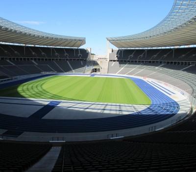 Schoolreis Berlijn Olympisch stadion