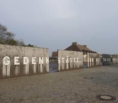 Concentratiekamp Sachsenhausen Berlijn