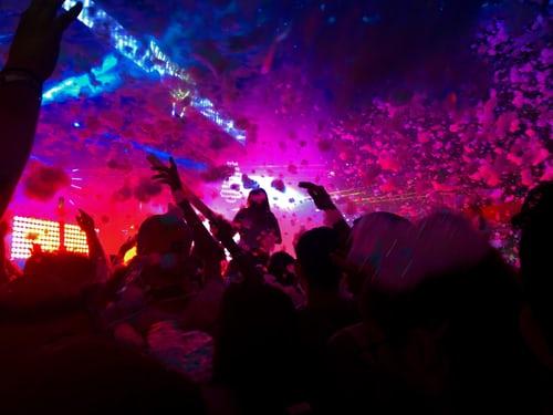 Schoolreis Berlijn D-Light disco