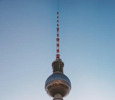 Schoolreis Fernsehturm Alexanderplatz