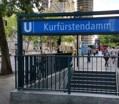Schoolexcursie Berlijn Kurfürstendamm