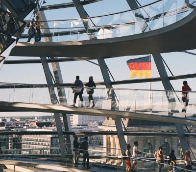 Schoolreis Berlijn Reichstag