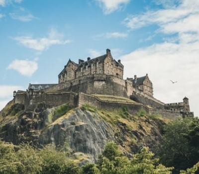 Schoolexcursie Edinburgh Castle