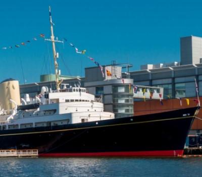 Schoolexcursie Royal Yacht Britannia