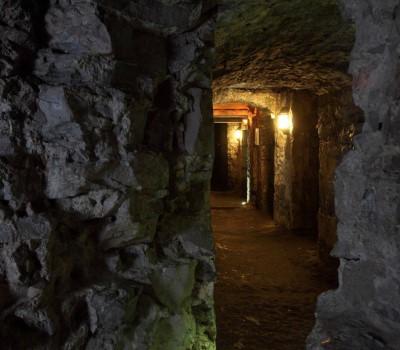 Schoolexcursie Edinburgh Underground Vaults