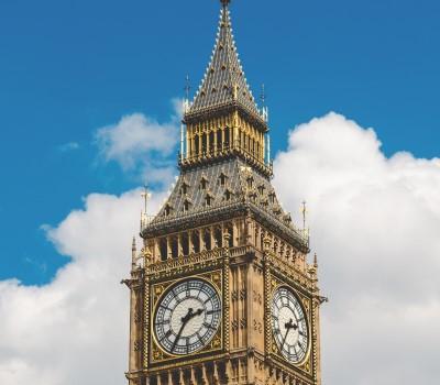 Schoolexcursie Londen Big Ben