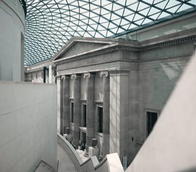 Schoolexcursie Londen British Museum