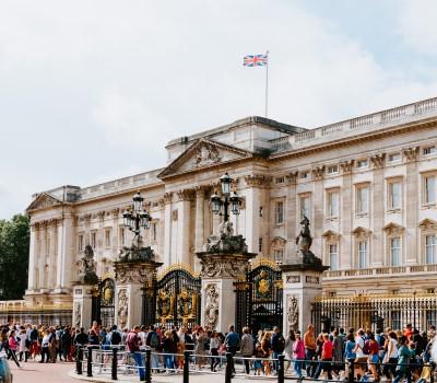 Schoolexcursie Londen Buckingham Palace