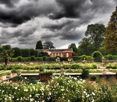 Schoolexcursie Londen Kensington Palace and gardens
