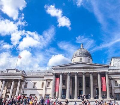 Schoolexcursie Londen National Gallery