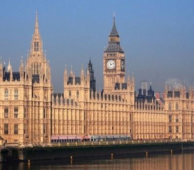 Schoolexcursie Londen Palace of Westminster