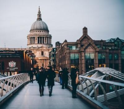 Schoolexcursie Londen Sint Paul's Cathedral