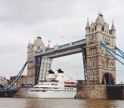 Schoolexcursie Londen Tower Bridge