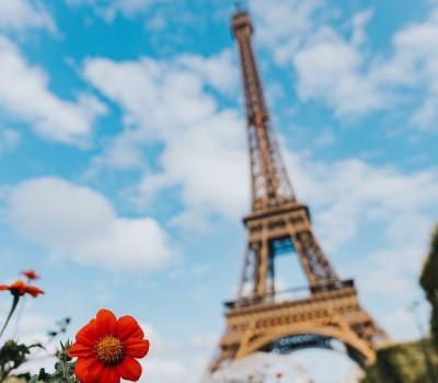 Schoolreis Parijs Eiffeltoren
