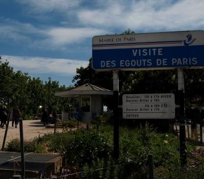 Schoolreis Parijs Musee des Egouts