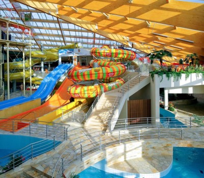 Schoolexcursie Praag Aquapalace