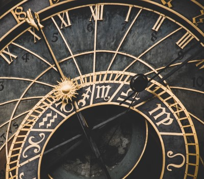 Schoolexcursie Praag Astronomische klok