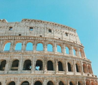 Schoolexcursie Rome Colosseum