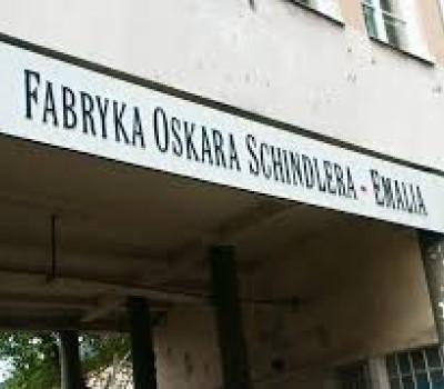 Schoolexcursie Schindler's factory Krakau