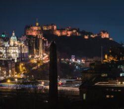 Verblijf stedentrip school Edinburgh