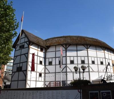 Schoolexcursie Londen Shakespeare's Globe