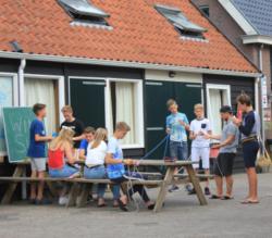 Schoolreis Zeilkamp verblijf